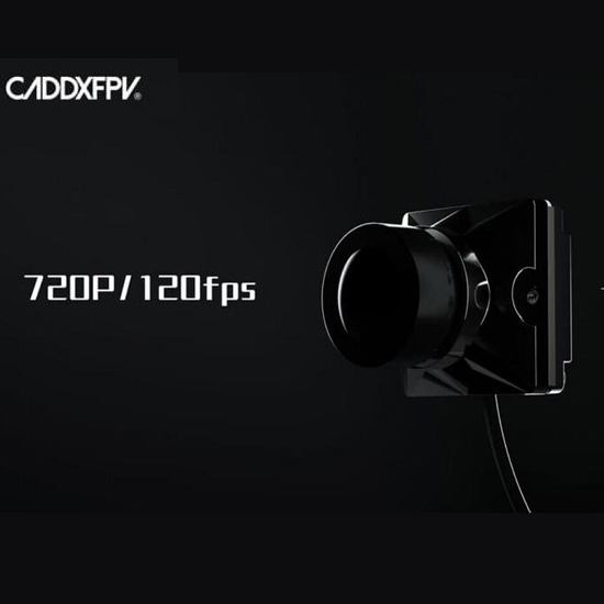 Caddx Nebula Pro + Vista Kit 720p/120fps Digital HD System