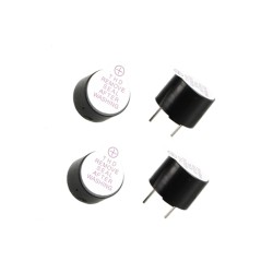 Buzzer Mini 5V Piepser Loud Warner (4pcs)