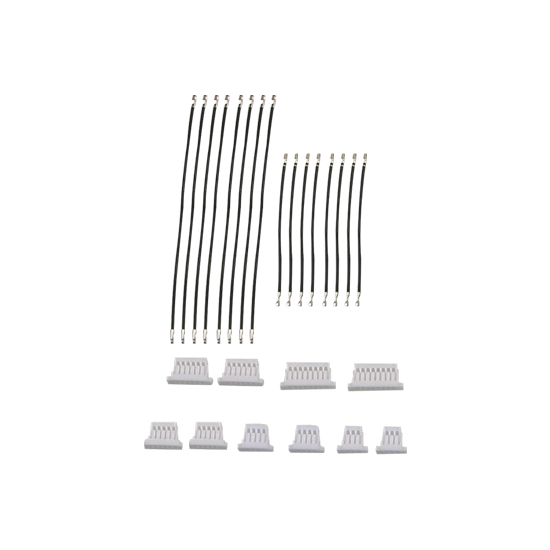 FC Cable Set for Flight Controller 3 4 5 6 8 Pin