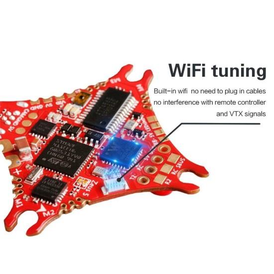 HGLRC Zeus5 AIO 1-2S F411 FC 5A BL_S 4in1 ESC WiFi