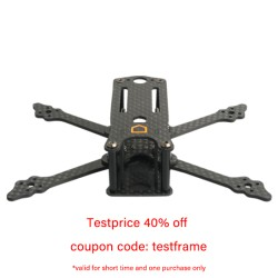 F2.5Micro 2.5-Inch Professional FPV Freestyle Drone Frame aMAXinno