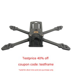 F3Micro 3-Inch Professional FPV Freestyle Drone Frame aMAXinno