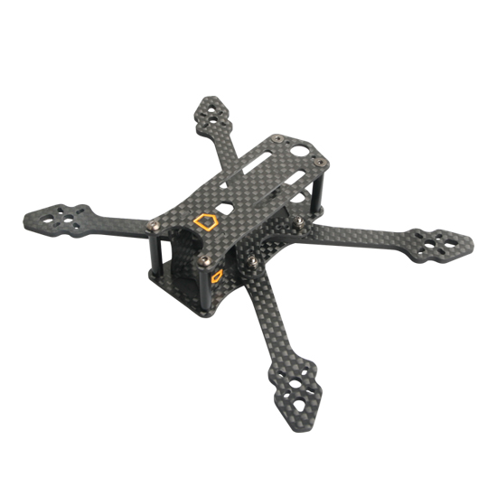 F3.5Micro 3.5-Inch Professional FPV Freestyle Drohne Frame aMAXinno