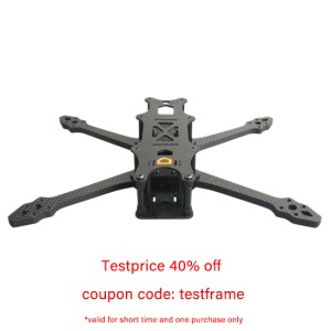 F5S Freestyle 5-Inch Professional FPV Freestyle Drone Frame aMAXinno