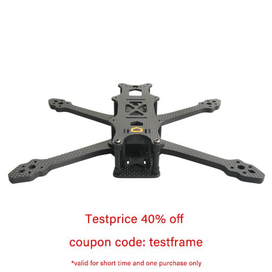 F5 5-Inch Professional FPV Freestyle Drone Frame aMAXinno