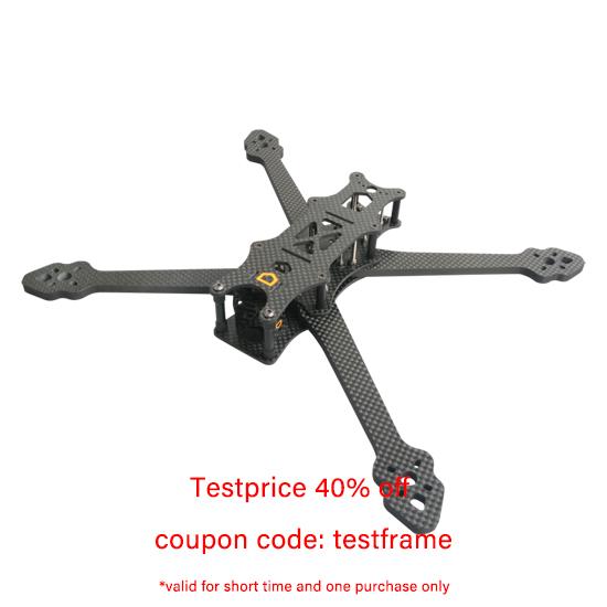 F7 7-Inch Professional FPV Freestyle Drone Frame aMAXinno
