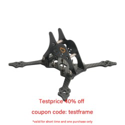 R2.5micro 2.5-Inch Professional FPV Drone Frame aMAXinno