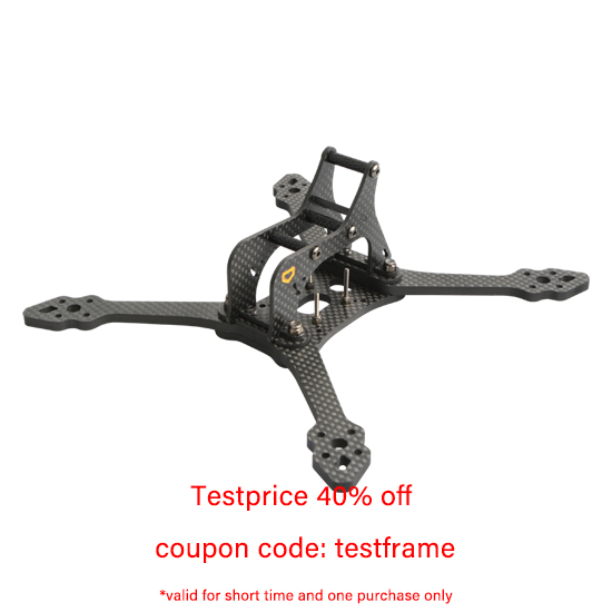 R5L 5-Inch Professional FPV Racing Drone Frame aMAXinno