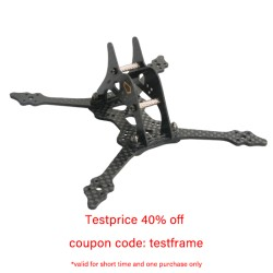 R3micro - 3-Inch Professional FPV Racing Drone Frame aMAXinno