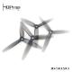 HQProp 3D-5x3.5x3 Grey (2CW+2CCW) Poly Carbonate Propeller